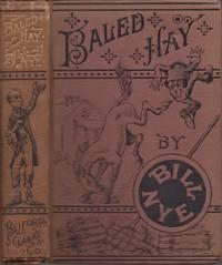 "Baled Hay. A Drier Book than Walt Whitman's ""Leaves o' Grass."