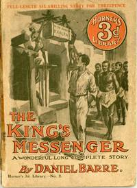 THE KING'S MESSENGER ... [caption title]