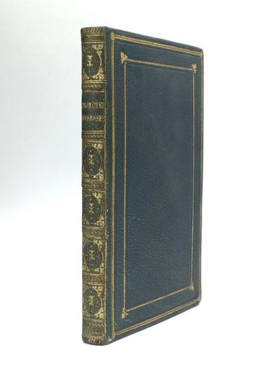 London: John Miller, 1812. First Edition. Hardcover. Very good. The clipped signature of Horatio Smi...