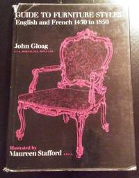 image of GUIDE TO FURNITURE STYLES, ENGLISH & FRENCH 1450-1850