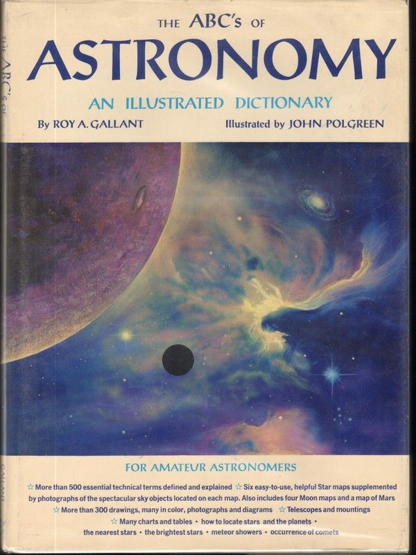 THE ABC'S OF ASTRONOMY An Illustrated Dictionary by Roy A ...