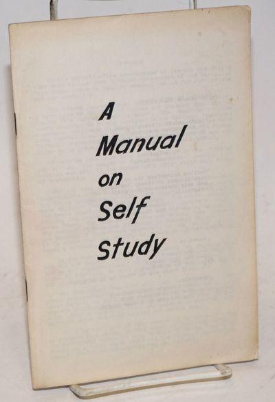 : , . 35p., staplebound pamphlet, mildly edgeworn, some pen marginalia.
