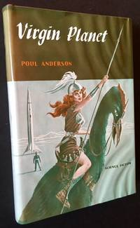Virgin Planet by Poul Anderson - First Edition - 1959 - from Appledore Books, ABAA and Biblio.com