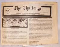 The Challenge: December 1981