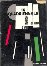 IX Quadriennale Nazionale d'Arte di Roma