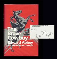 image of THE BRAVE COWBOY. Signed