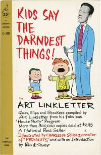 image of Kids Say the Darndest Things (Vintage Paperback)