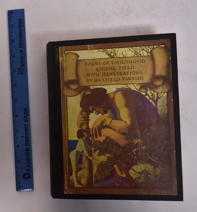 New York: Charles Scribner's Sons, 1920. Hardcover. VG. Maxfield Parrish. Black cloth over boards wi...