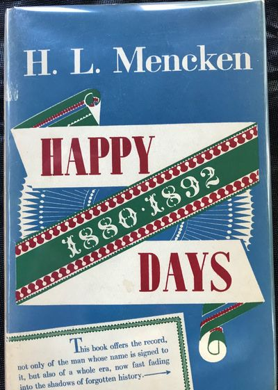 New York: Alfred A. Knopf, 1940. First edition. 8vo. xi, 313 pp. Very good in very good dustjacket w...