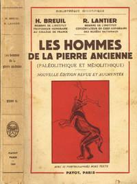 LES HOMMES DE LA PIERRE ANCIENNE