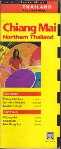 image of Chiang Mai Northern Thailand 2nd Edition (Periplus Travel Maps)