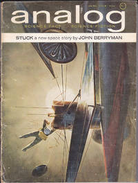 Analog Science Fact - Science Fiction, June 1964 (Volume 73, Number 4)