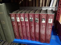The Letters of Robert Louis Stevenson [Complete in 8 Volumes]