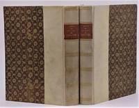 Voyages De Gulliver Dans Des Contrees Lointaines ( Two Volumes )