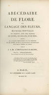 View Image 14 of 15 for A Collection of more than 100 Language of Flowers titles published between 1655 and 1897, with one m... Inventory #28459