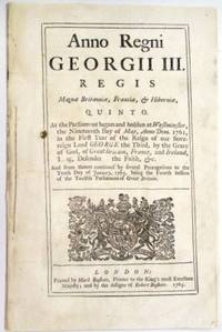 AN ACT TO AMEND AND RENDER MORE EFFECTUAL, IN HIS MAJESTY'S DOMINIONS IN AMERICA, AN ACT PASSED IN THIS PRESENT SESSION OF PARLIAMENT, INTITULED, AN ACT FOR PUNISHING MUTINY AND DESERTION, AND FOR THE BETTER PAYMENT OF THE ARMY AND THEIR QUARTERS