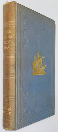 image of A journal of the first voyage of Vasco da Gama, 1497-99
