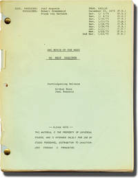 image of The Desperate Miles [No Help Required] (Original screenplay for the 1975 television movie)