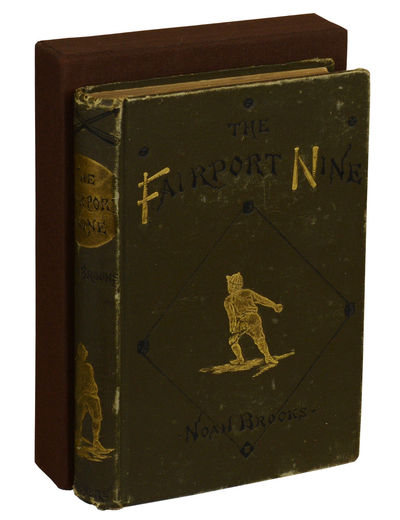 New York: Charles Scribner's Sons, 1880. First Edition. Hardcover. Very Good. First edition. ix, 188...