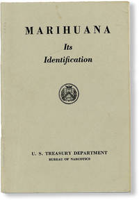 image of Marihuana: its Identification