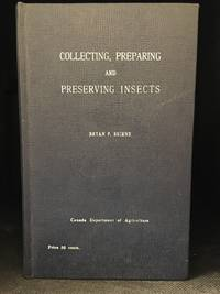 image of Collecting, Preparing and Preserving Insects