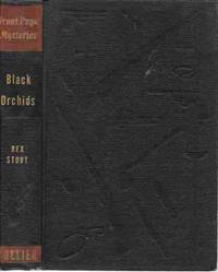Black Orchids A Nero Wolfe Double Mystery