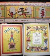 Tricky Dick and His Pals Comical Stories by  Dr. Joseph Wortis - Signed First Edition - 1974 - from Certain Books, ABAA (SKU: 22030)
