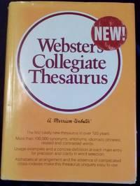 image of Webster's Collegiate Thesaurus