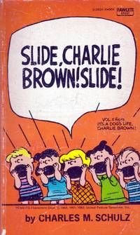 "Slide, Charlie Brown, Slide, Selected Cartoons From ""It's a Dog's Life Charlie Brown"" Vol 2"