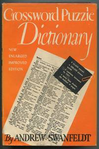 image of Crossword Puzzle Dictionary: Revised and Enlarged