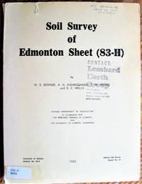 image of Soil Survery of Edmonton Sheet (83-H)