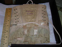 Society's Corset. Hints to a Fashionable Lady