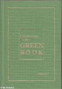 Commentary on the Green Book 2 Volumes