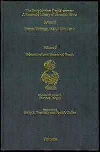 Printed Writings 1641-1700: Part 1 (Volume 5 - Educational and Vocational Books)