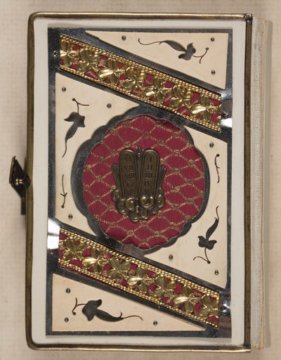Vienna: Jos. Schlesinger, 1857. vg. Bakelite spine over linen. Elaborate decorative cover with mount...