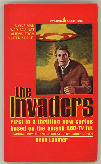 New York: Pyramid Books, 1967. Small octavo, pictorial wrappers. First edition. Pyramid Books R1664....