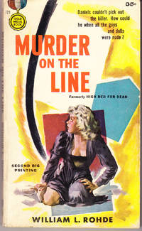 Murder on the Line ( High Red for Dead )