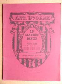 Slavonic Dances.  Op. 72 Nos. 1-4.