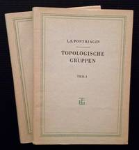 Topologische Gruppen (2 Vols.)