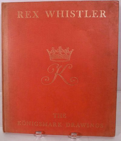 London: Richards Press, 1952. First edition. Hardcover. Orig. orange cloth, front cover decorated an...