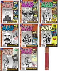 """TALES CALCULATED TO DRIVE YOU MAD"" COMPLETE SET 8 VOLUMES: 1997: Summer # 1, Winter # 2 / 1998 Spring # 3, Summer # 4, Fall # 5 / 1999: Spring # 6, Fall # 7, Winter # 8"