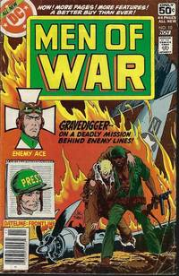 MEN OF WAR: Nov. #10 (1978)