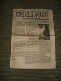 image of Castle Rock Vol. 5 No.3 The Stephen King Newsletter March 1989 The Dark Tower