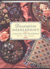 image of DECORATIVE NEEDLEPOINT:  TAPESTRY AND BEADWORK.
