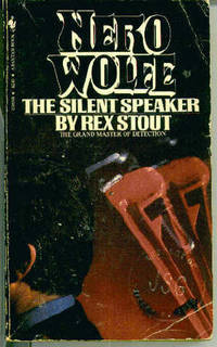 The Silent Speaker, a Nero Wolfe Novel
