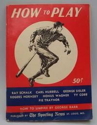 image of How to Play Baseball