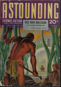 "image of ASTOUNDING Science Fiction: December, Dec. 1940 (""Slan!"")"