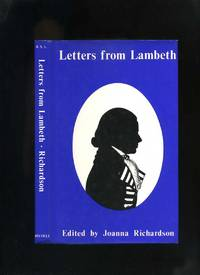 image of Letters from Lambeth: The Correspondence of the Reynolds Family with John Freeman Milward Dovaston 1808-1815