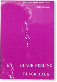 image of Black Feeling Black Talk