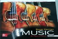 image of Music: An Appreciation, Brief Edition (9th International Edition)